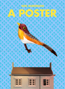 wes poster
