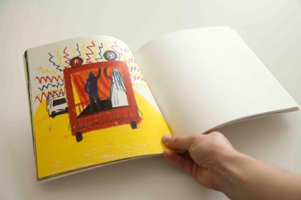 דימוי מתוך ספר אמן של נטליה זורבוב קרדיט צילום יחצ